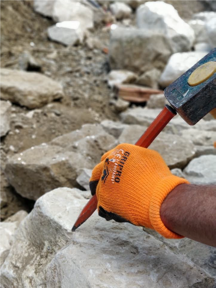 Certificat de capacité à Restaurer ou Bâtir en Pierre Sèche